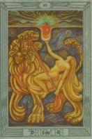 <b>Karta Chtíč.</b><br>Dříve se jmenovala Síla a měla cudnou atmosféru, typickou pro sexuálně sevřenou dobu uplynulých asi dvou tisíc let.